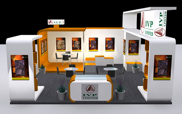 Exhibition Stall Design Company In Ahmedabad : Exhibition stall design and fabrication in india by dev